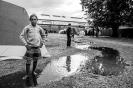Les conditions de séjour à Saint-Augustin ne seront pas les meilleures. Habitat en tentes, pas d'eau à par celle du ciel, pas de sanitaires.